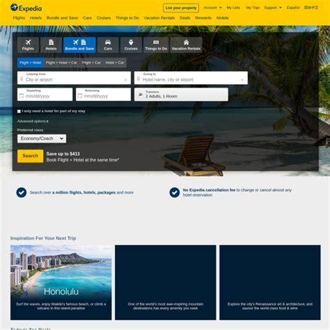 ️ Expedia.com - Search Hotels, Cheap Flights, Car Rentals ...
