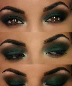 Dramatic Makeup For Brown Eyes To Flaunt - FeedPuzzle