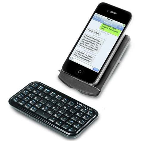 keyboard for iphone ion itype bluetooth keyboard for iphone and smartphones