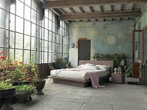 Schlafzimmer rustikal einrichten for Schlafzimmer rustikal