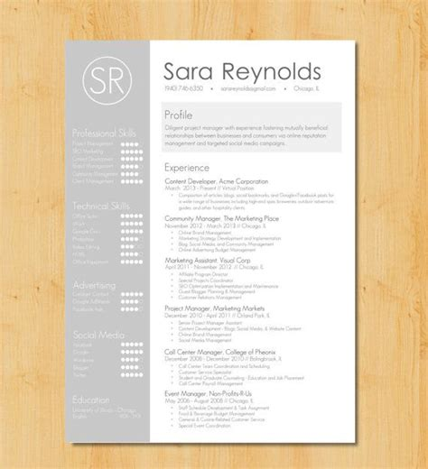 What Side Of Resume Paper To Print On by 20 Best Images About Cv Templates On Creative Creative Resume And Cv Template