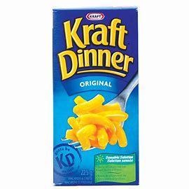 Image result for pics of kraft dinner