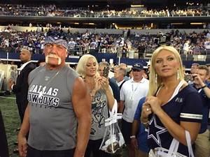 Video: Hulk Hogan Calls Daughter Brooke Hogan's Ex-Fiance ...