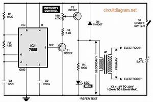 Inverter Circuit Diagram Using Mosfet