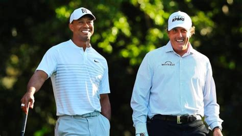 Tiger Woods, Phil Mickelson not ready to take ceremonial ...