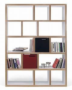 Caisson Bibliotheque Modulable : caisson pour biblioth que rotterdam blanc pop up home ~ Edinachiropracticcenter.com Idées de Décoration