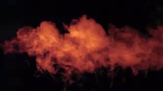 smoke colors colored smoke on black background motion stock