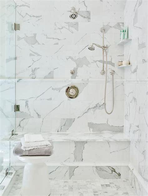 marble shower marble shower shelves design ideas