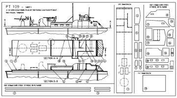 Higgins Pt Boat Blueprints by Pt Boat Plans For Model Boat Building