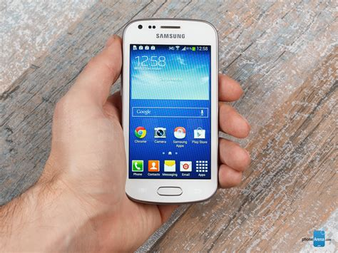 samsung galaxy trend plus review phonearena