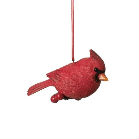 cardinal christmas ornament esin