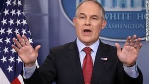 EPA IG expands probe into Scott Pruitt's travel - CNNPolitics