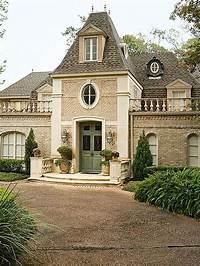 french country style homes Ranch Home To Country French Exterior | Joy Studio Design ...