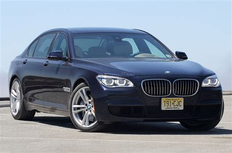 2013 Bmw 750li [wvideo] Autoblog