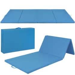Gymnastics Floor Mats For Home by 4 X10 X2 Quot Gymnastics Gym Folding Exercise Aerobics Mats