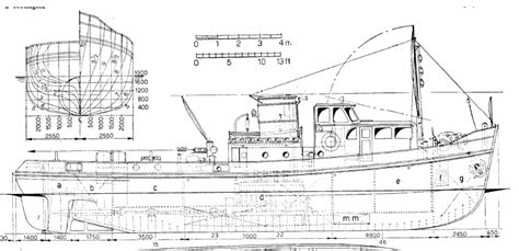 tugboat plans aerofred download free airplane plans
