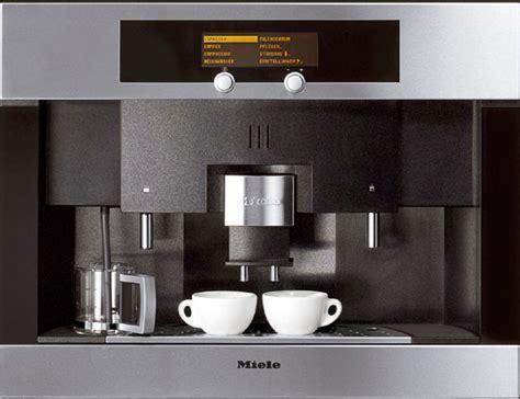 Miele Coffee System   Interior Design Inspiration   Eva