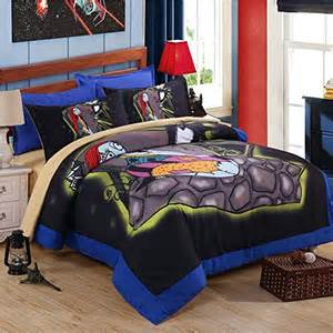 nightmare before king size bedding find esydream the nightmare before bedding sets