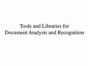 ppt drawing tools purposes powerpoint presentation With document recognition library