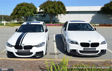 Real Life Photos Bmw 3 And 5 Series M Performance Parts