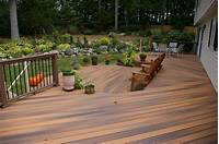 great wood patio design ideas Outdoor Life and your Backyard | Custom Decks of Fairfield County Connecticut & Westchester ...