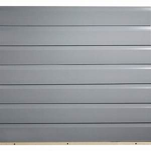 Bardage Exterieur Pvc : clin pour bardage pvc gris clair solid m leroy merlin ~ Premium-room.com Idées de Décoration
