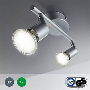 Spot Orientable Plafond : applique spot plafond de plafond led spot gu10 orientable ~ Premium-room.com Idées de Décoration