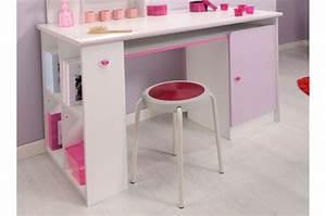 bureau chambre ado fille solutions pour la decoration With bureau pour chambre ado