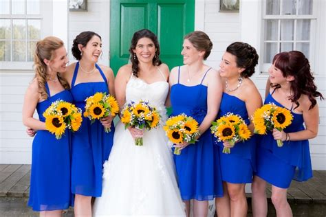 The Best Summer Wedding Color Themes