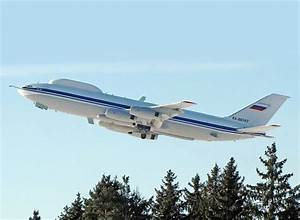 Russian  U0026 39 Doomsday U0026 39  Plane To Take To Skies As Vladimir Putin Refuses To Rule Out Nuclear War
