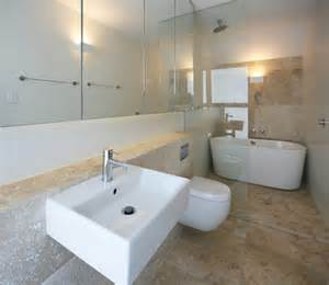 Bathroom Tile Colour Ideas by How To Create Space In A Small Bathroom Bella Vie