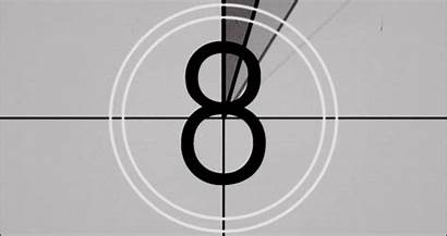 Film Countdown Shutterstock Fashioned Movie Down Counting