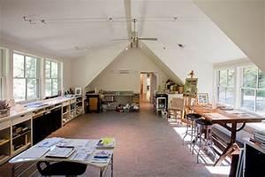 Artist39s Cottage Modern Home Office Philadelphia