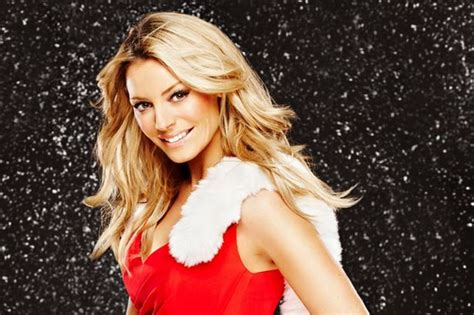 Tess Daly: Frock up for Strictly Come Dancing final ...