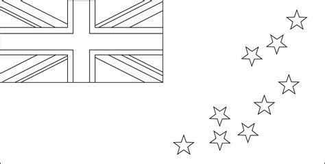 flag  tuvalu  clipart