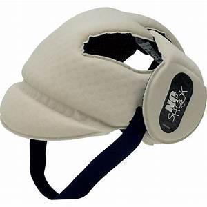 Casque De Protection Bébé : casque pour b b no shock gris clair de okbaby chez naturab b ~ Dailycaller-alerts.com Idées de Décoration
