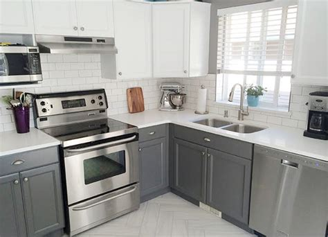 paint or reface kitchen cabinets affordable ways to reface your cabinets har 7301