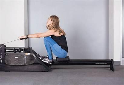 Rowing Machine Workout Row Form Machines Gym