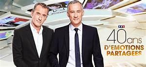Audiences prime: L'anniversaire de TF1 écrase la ...