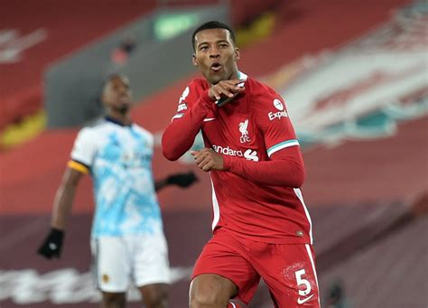 Liverpool: Fans react to Georginio Wijnaldum message