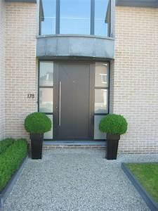 porte d39entree aluminum la rambolitaine With frager porte d entrée