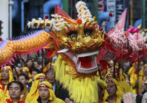 Spring Festival Eve In China