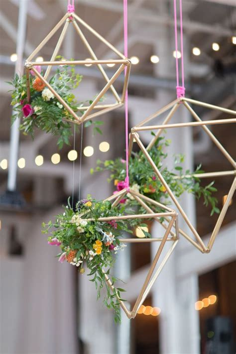 Hanging Wedding Decoration Ideas
