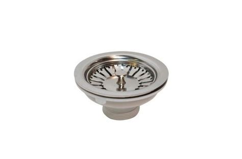 bonde pour evier de cuisine kate bonde évier de cuisine en inox diamètre 90