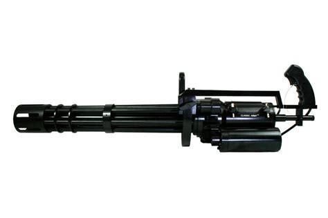 Classic Army M134a Nv Vulcan Airsoft Minigun With Barrel