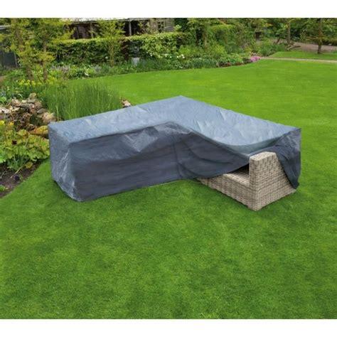 housse de protection pour canapé de jardin housse de canape d angle avec meridienne mobilier table
