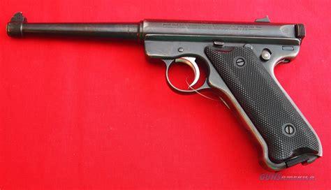 Ruger Mk Ii .22lr For Sale