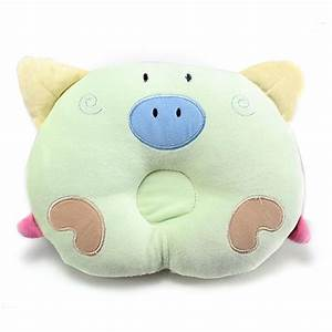 baby infant newborn sleep positioner support pillow With best pillow for 6 year old