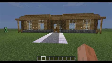 comment faire une cuisine dans minecraft minecraft tutoriel comment construire une grande maison