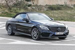 Mercedes Cabriolet Amg : mercedes amg c43 and c63 cabriolet spy shots emerge gtspirit ~ Maxctalentgroup.com Avis de Voitures